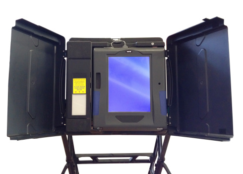 Voting Machine Security